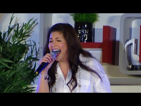 REGINE VELASQUEZ - On The Wings Of Love (The Regine Series Nationwide Tour - SM Pampanga)