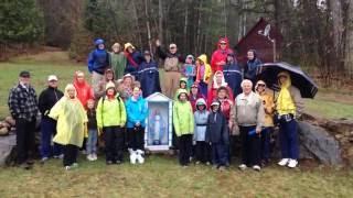 canadian martyrs parish pilgrimage 2016