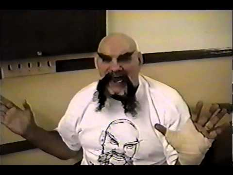 LIWF 3/21/1998: Ox Baker Interview