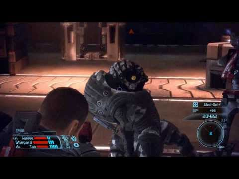 The Mass Effect Trilogy Review