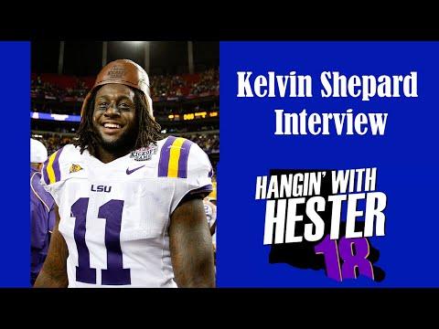 Former LSU Linebacker Kelvin Sheppard Talks Bo Pelini