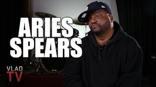 Aries Spears: How Can a Man Grab Terry Crews' Tool and Live? (Part 8)