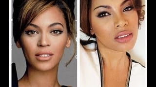 One of msroshposh's most viewed videos: Beyonce Vogue Makeup Tutorial