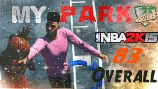 NBA 2K15 My PARK  Gameplay - 3 VS 3  | Sunset Beach Ballers | Dishing & Swishing & A+ Grade | Xbox 1 Thumbnail