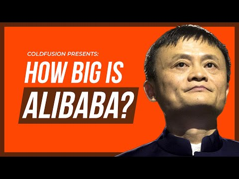 How Big is Alibaba? - From School Teacher to Billionaire