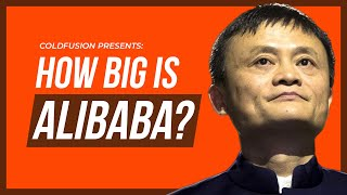 How Big is Alibaba - From School Teacher to Billionaire