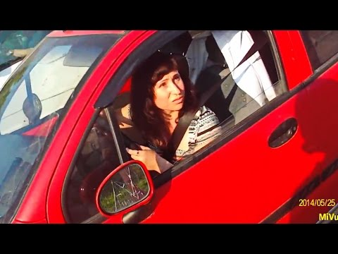 Woman Car Crashes Compilation, Women Driving Fail and accidents # 2