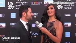 Los Angeles Greek Film Festival 2018: Red Carpet Interviews