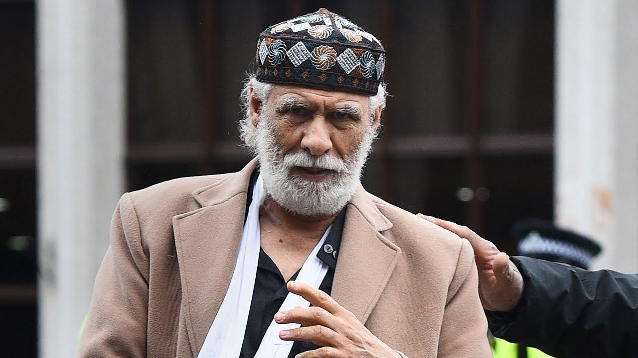 Download Mosque attack victim Raafat Maglad: I forgive knifeman