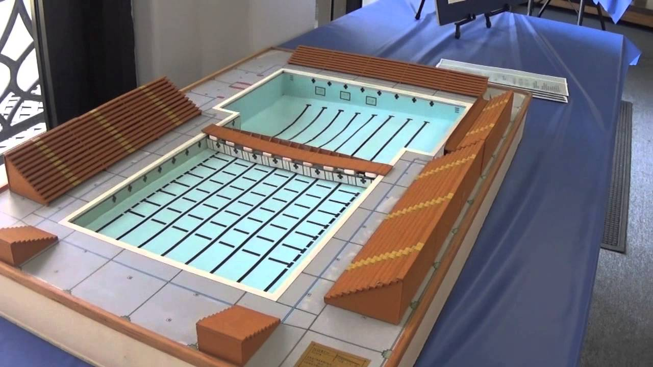 Belmont Plaza Olympic Pool Closing Ceremony Youtube