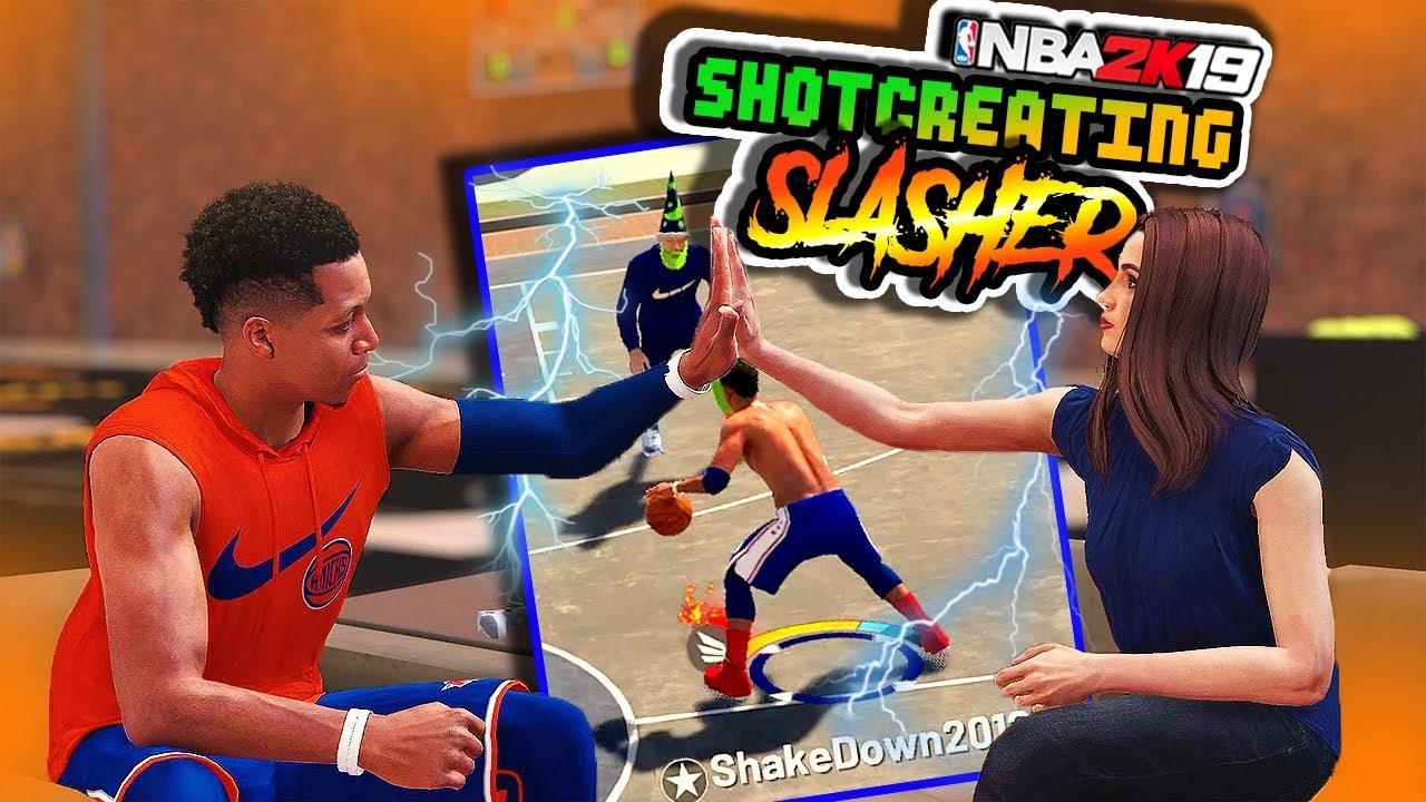 6'6 Shot Slasher At The Park / Rachel At My House? NBA 2K19 3v3 Park