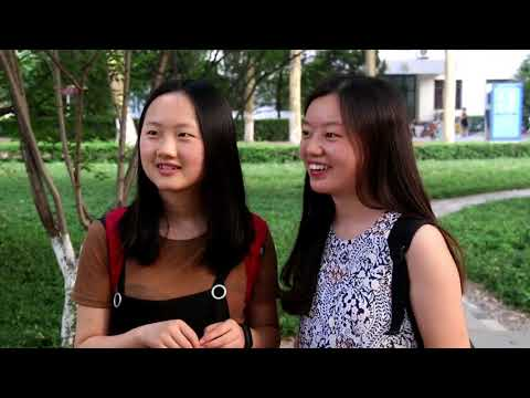 Chinese Girls React To Being Called Beautiful