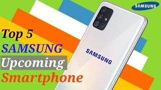 Top 5 Upcoming Samsung Smartphone - ( October & November ) 2020 | Upcoming Samsung Mobile Phones.