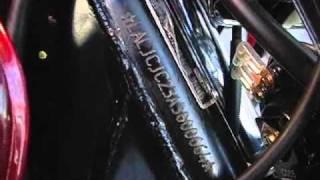 Localización del VIN en Motocicletas