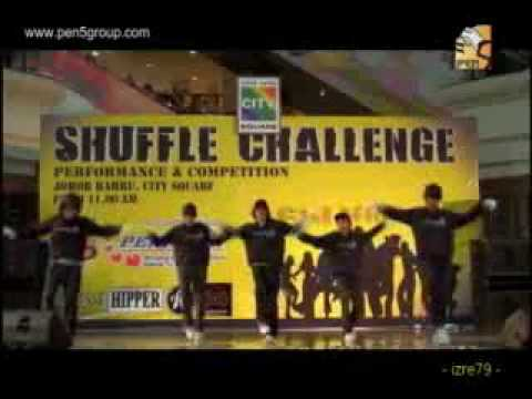 Shuffle Challenge 2008 @ City Square JB :: HMC