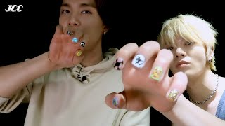 My NAILS are LONGER!!! 💅🏻🌻🙂 | Johnny's Communication Center (JCC) Ep.26