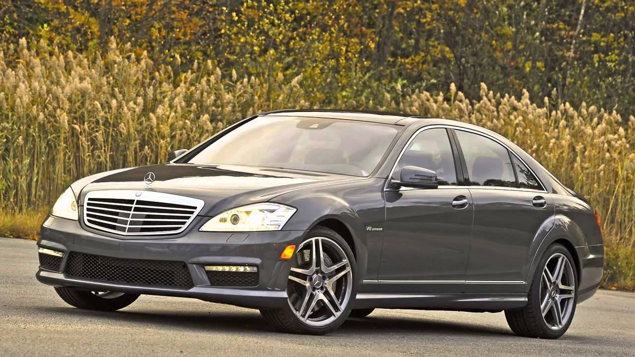 Mercedes Benz S63 Amg 2011 Youtube
