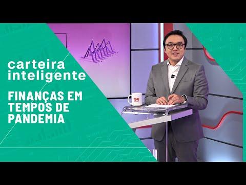Finanças em tempos de crise: CNN entrevista Michael Viariato (parceiro Carteira de Valor)