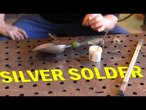 🔥 Silver Soldering Basics and Technique