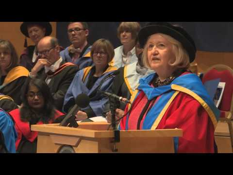 Melanne Verveer receives an Honorary Degree of Doctor of Law ...