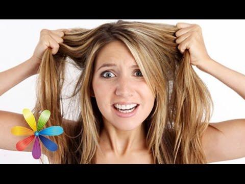 3 способа скрыть отросшие корни волос - Все буде добре - Выпуск 576 - 02.04.15