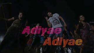 Adiyae Adiyae Ivalae💕Romeo Juliet💕Movie Love Feeling Song  Lyrics WhatsApp Status Tamil