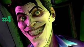 BATMAN THE ENEMY WITHIN EPISODE 4 WHAT AILS YOU!!!