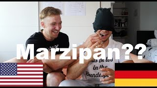 AMERICANS REACT to GERMAN CANDY | Ritter Sport