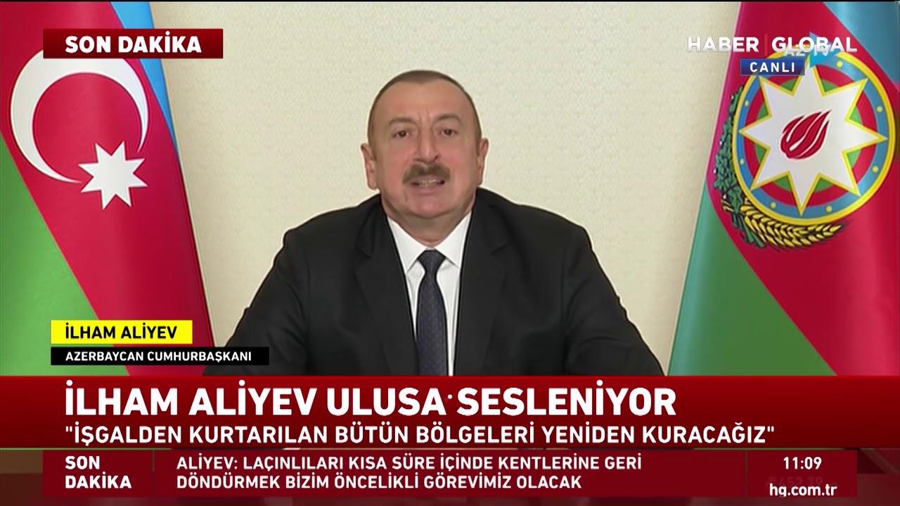 İlham Aliyev'i  eşi Mehriban'ın yanındayken böyle öptü