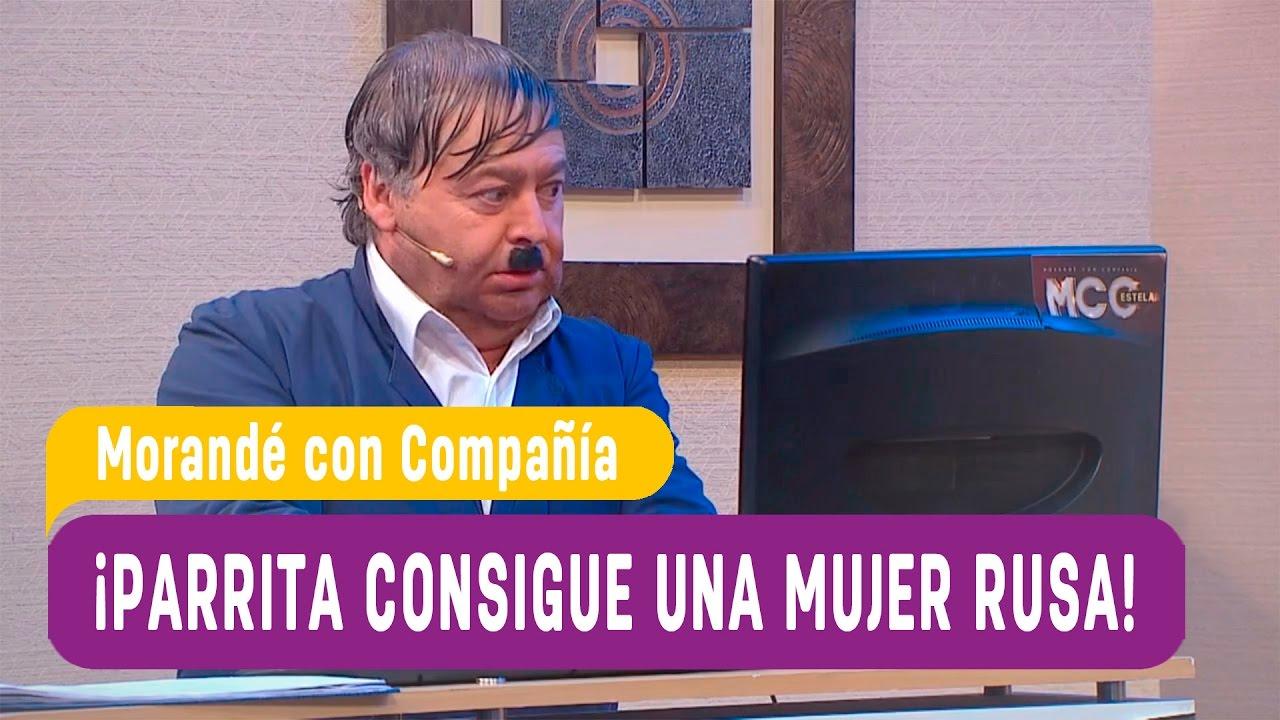 ¡Parrita consigue una mujer Rusa! - Morandé con Compañía 2017