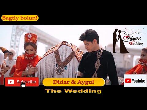Didar \u0026 Aygul |  Turkmen Wedding (Azat Donmez-soygi Aydym)