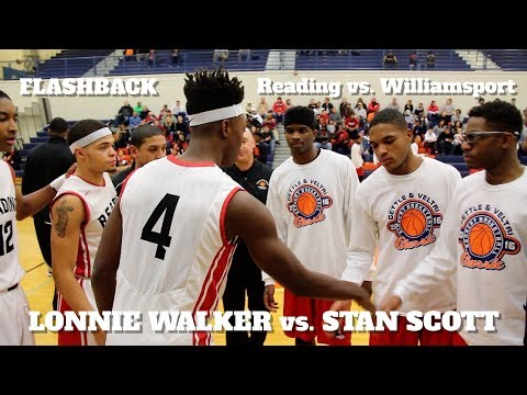 "READING vs WILLIAMSPORT ""LONNIE WALKER vs STAN SCOTT"" 12/10/16 (FLASHBACK)"