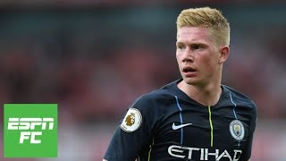 Kevin De Bruyne picks up injury in training: What does it mean for Manchester City? | ESPN FC