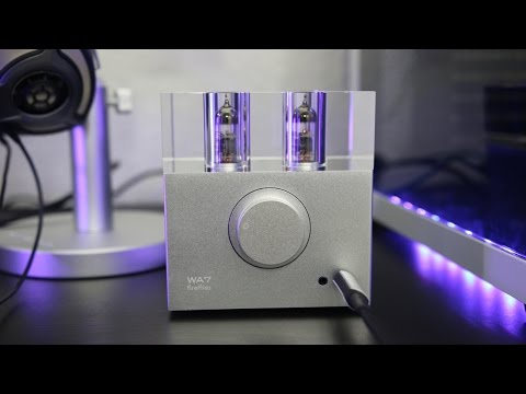Woo Audio WA7 FIreflies Amp w Sennheiser HD700 Review
