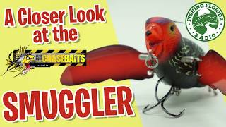 A Closer Look at the Chasebaits Smuggler - Topwater Largemouth Bass Fishing Bird Lure - iCast 2019