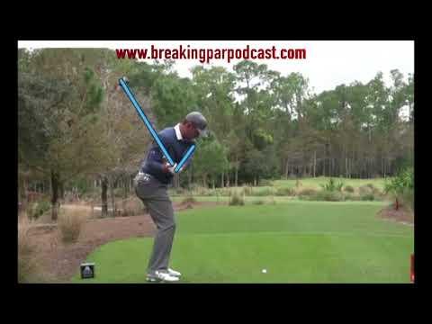 Gary Woodland Swing Analysis 2018