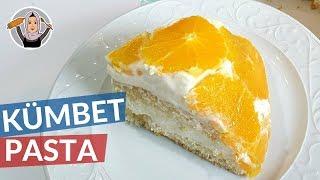 Portakallı Kümbet Pasta Tarifi | Nefis portakal dilimleri | Hatice Mazı ile Yemek Tarifleri