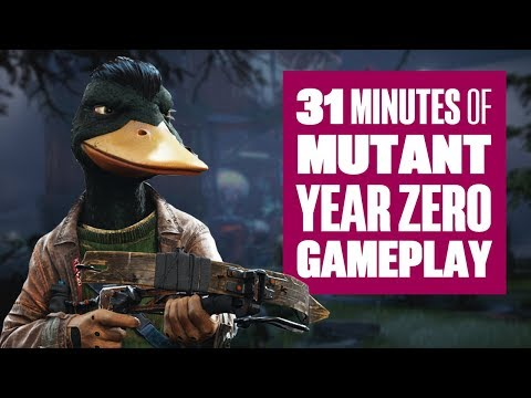 31 minutes of Mutant Year Zero: Road to Eden Gameplay