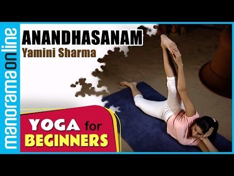 Anandhasanam | Yoga for beginners by Yamini Sharma | Health Benefits |…