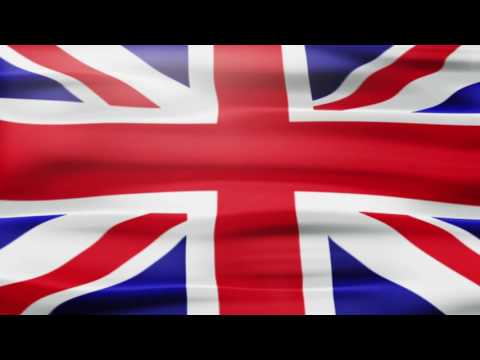British National Anthem God Save The Queen without lyrics