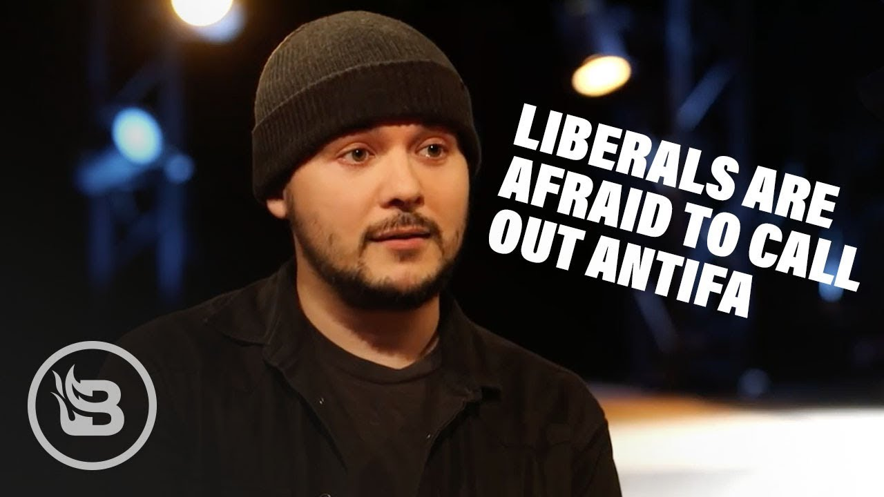Tim Pool: Why Too Many Liberals Are Afraid to Call Out Antifa