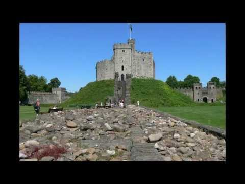 Cardiff Castle in Wales - Travel Around the World - Best Places