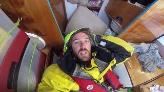Facing contrary winds in the middle of the Atlantic! - Ep32 - The Sailing Frenchman