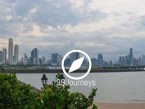 Panama City Reisebericht  – Panama Reisetipps für Backpacker - Panamakanal