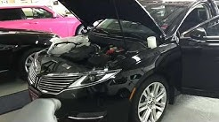 Check Engine Light Repair 2016 Lincoln