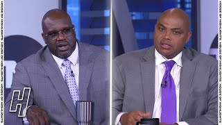Shaq & Chuck: Warriors Should Tank the Rest of Season - Inside the NBA | March 11, 2021