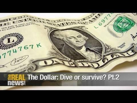 The Dollar: Dive or survive? Pt.2