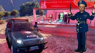 GTA 5 ROLEPLAY POLICIAL - PATRULHANDO NA CIDADE !
