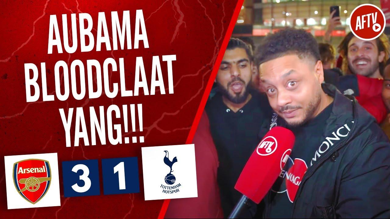 Download Arsenal 3-1 Tottenham | Aubama Bloodclaat YANG!!! (Troopz)