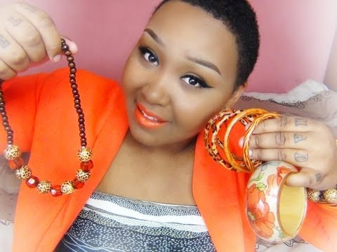 The African Shop ( Jewelry review )